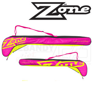 Zone Mega Stickbag pink / yellow
