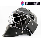 Blindsave Goalie Mask matt black