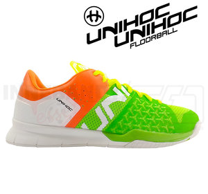 Unihoc U4 STL LowCut Men mixed neon