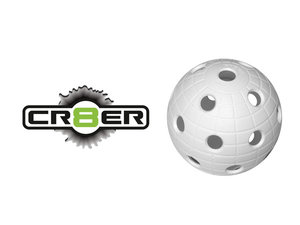 Unihoc Cr8er ball 4-pack