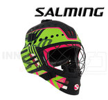 Salming Goalie Helmet Travis Elite green / black
