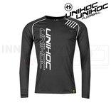 UNIHOC T-shirt Warm-up Longsleeve black