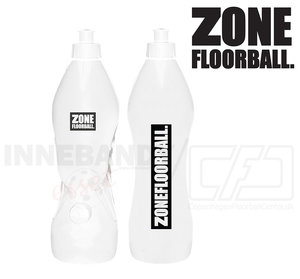 Zone Water Bottle Pure Dual 1L white