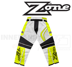 Zone Icon Mega målvaktsbyxa neon yellow