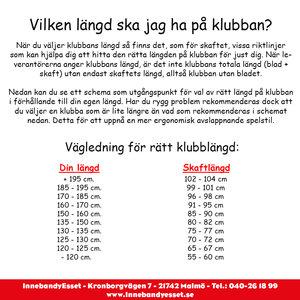 Eurostick Raw 30 - 100cm