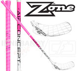 Zone Hyper Air Superlight Curve 3.0° 25 pink