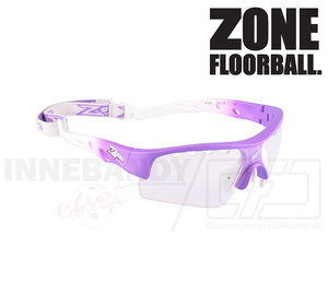 Zone Eye Matrix Eyewear Kids purple / white