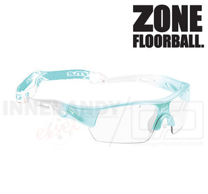 Zone Eye Matrix Eyewear Junior turq / white