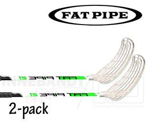 FAT PIPE Comet Wiz 27 green 2-pack