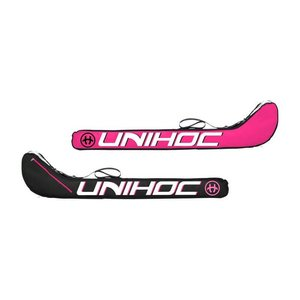 Unihoc Stickbag Ultra Senior 92 - 104 cm black/cerise