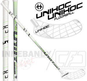 UNIHOC Unity Super Top Light 26 white / neon green