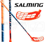 SALMING Q1 X-shaft Tourlite TipCurve 2° 30 orange