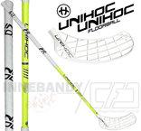 UNIHOC Player+ 29 neon yellow