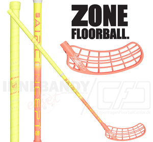 Zone Supreme Air Superlight 27 yellow/coral