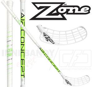 Zone Zuper Air Superlight Curve 1.0° 27 white