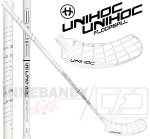 UNIHOC Epic Top Light II 26 white / silver