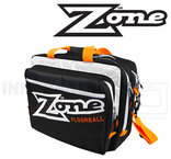 ZONE Computer bag Mega black/white