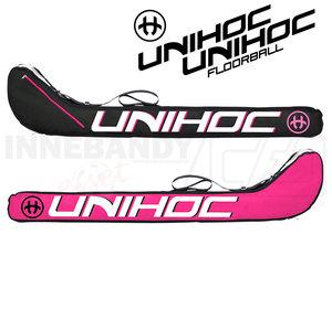 Unihoc Stickbag Ultra Junior 80 - 87 cm black/cerise