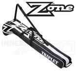 Zone Triplet Zed Stickbag white / black
