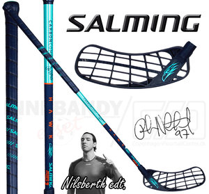 SALMING HAWK Carbon Comp 32 Robin Nilsberth edt.