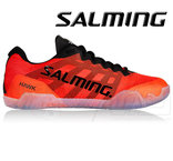 Salming Hawk Shoe Men lava red/black
