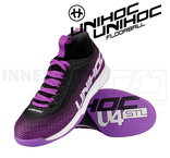 Unihoc U4 STL MidCut Women purple