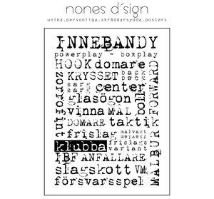 """INNEBANDY"" postern"