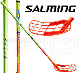 SALMING Q1 X-shaft KickZone TipCurve 3º 27 2-Pack