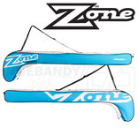 Zone Pleasure Stickbag ice blue/white