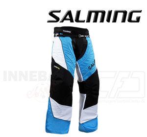 Salming Cross Goalie Pants - Blue