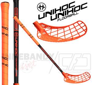 UNIHOC Epic Youngster 36 orange/black