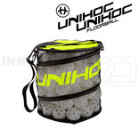 UNIHOC Ballbag Flex neon yellow