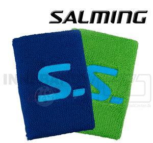 Salming Wristband Short 2-pack navy / gecko green
