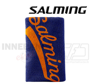 Salming Wristband Retro navy / orange