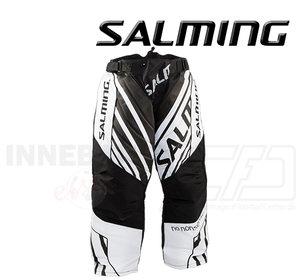 Salming Goalie Pants Phoenix - Black / White