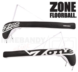 Zone Weightlifter Stickbag black/white
