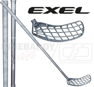 EXEL Pure100 2.9 grey