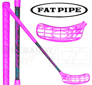 FAT PIPE Venom 34 pink