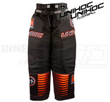 Unihoc Inferno Goalie Pants orange/black