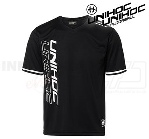 UNIHOC T-shirt Vendetta black/white