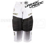 Unihoc Inferno Goalie Pants white/black