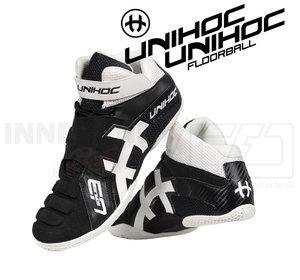 Unihoc U3 Goalie black / white