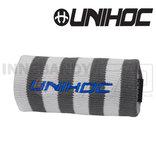 Unihoc Wristband Attack Grey Stripe