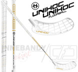 UNIHOC Epic Edge Curve 1.0º 26 white / gold