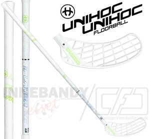 UNIHOC Replayer Bamboo 26 white / silver
