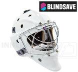 Blindsave Goalie Mask white