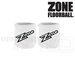 Zone Wristband Old School 2-pack black/white