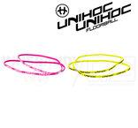 UNIHOC Hairband Totti 2-pack yellow/pink