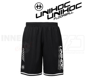 UNIHOC Shorts Vendetta black/white