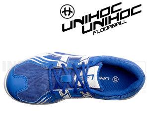 Unihoc U3 Junior blue / white